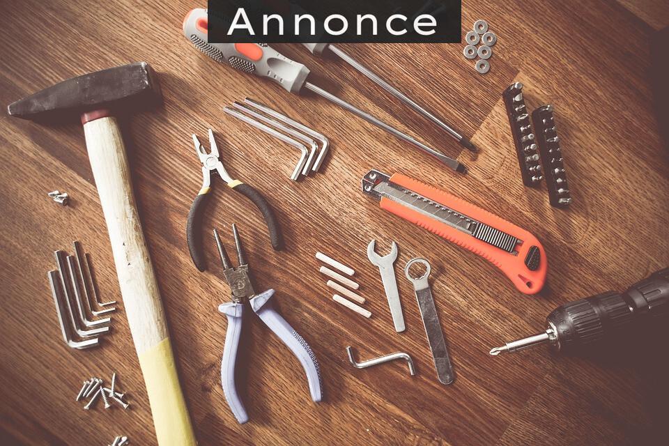 Værkstøjsguide for begyndere – det skal du have