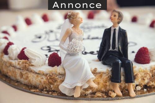 Giv gæsterne et godt grin til dit bryllup