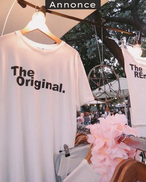 Sådan kan du designe dine egne t-shirts