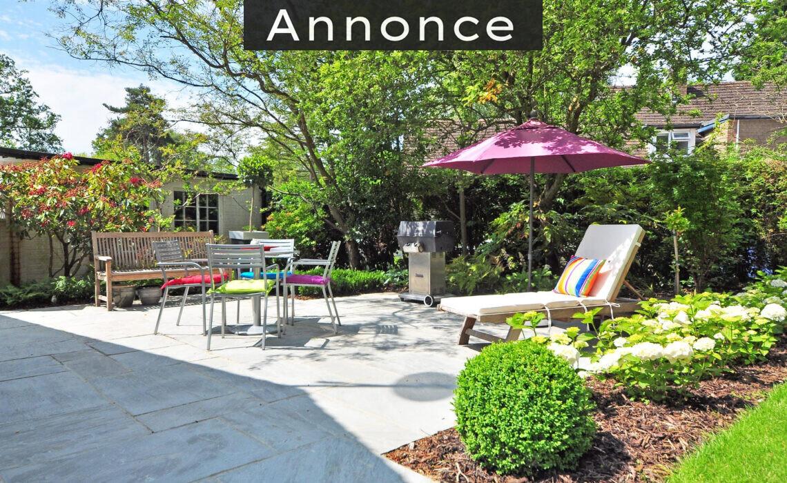 Læg din egen terrasse og kom ét skridt tættere på boligdrømmen