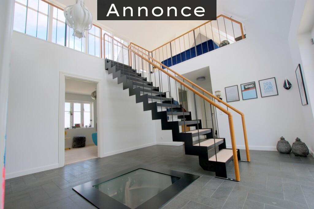 Tænk trappen ind i dine husdrømme