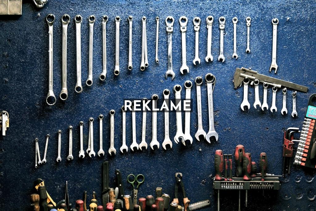 Mangler du godt nyt værktøj?